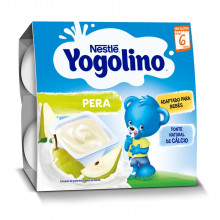 COPINHO PÊRA YOGOLINO 4X100G