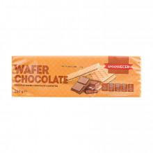 WAFFER AMANH CHOCOLATE 250GR