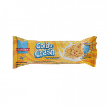 BARRA AMANH GOLD&CRASH 25GR