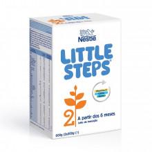 LEITE INFANTIL LITTLE STEPS 2 600G