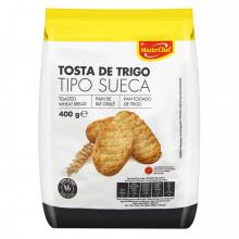 TOSTAS MCHEF SUECAS TRIGO 400GR
