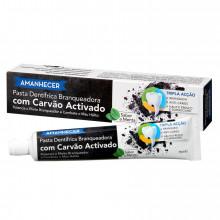 P DENT AMANH BRANQ CARVÃO ACTIVADO 75ML