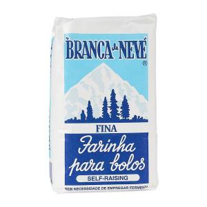 FARINHA BRANCA DE NEVE FINA 1KG